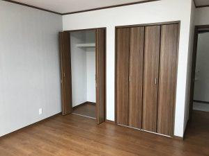 岐阜県瑞穂市に新築分譲ー4LDKに駐車スペース3台:稲里分譲C-1棟