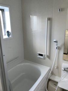【リフォーム工事】M様邸 洗面化粧台・お風呂改修工事