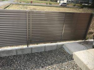 【リフォーム工事】M様邸 フェンス補修工事