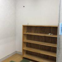 【名古屋市中村区リフォーム工事】床クロス改修