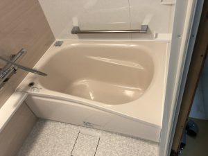 【名古屋市昭和区マンションリフォーム工事】浴室・洗面化粧台